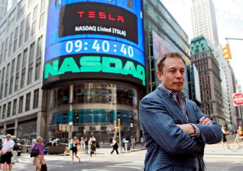 米CEO報酬、テスラのマスク氏が史上最高