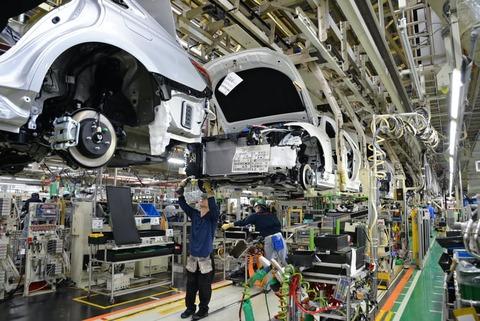 トヨタ、部品会社に値下げ要請