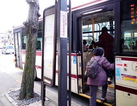 【交通機関】バスのインターホン、何のため?「乗車拒否」に困惑
