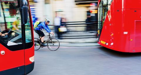 自転車乗りだが、車乗りは邪魔