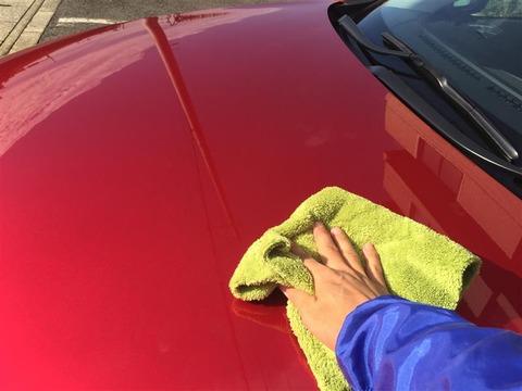 洗車は時短