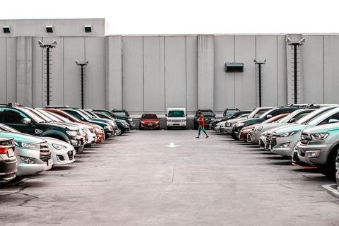 近く相場の高い駐車場