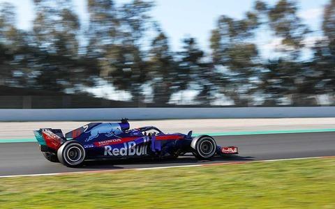 【F1】トロロッソ「我々のせいでテストできずホンダに謝罪したい」 俺「いいよいいよ!」
