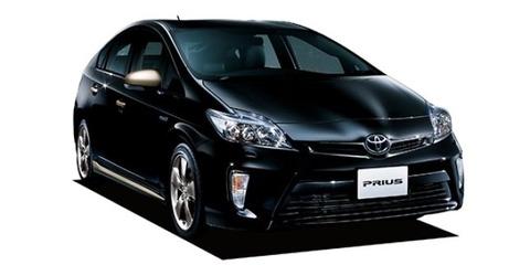 新車でプリウスの特別仕様車