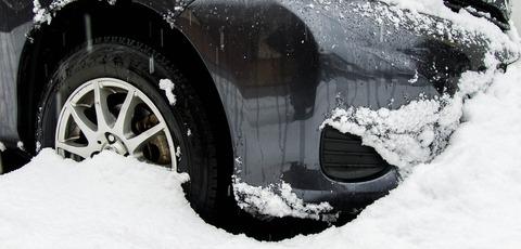 すまん、ノーマルタイヤで雪道走ってもええんか?wwwwwww