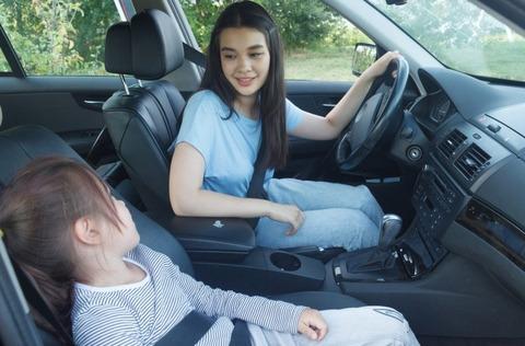 子供の時の車内の思い出