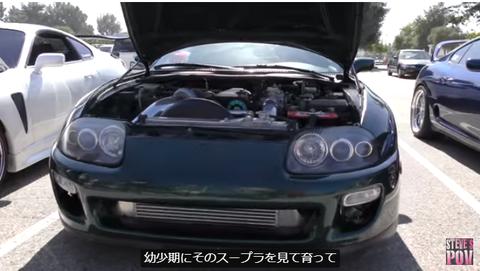 やはり海外の日本車ブームはワイスピの影響だった