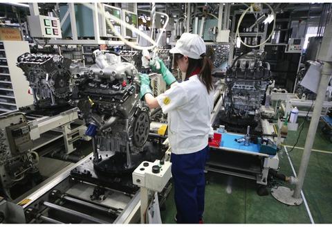 スズキ国内全生産拠点の操業を休止