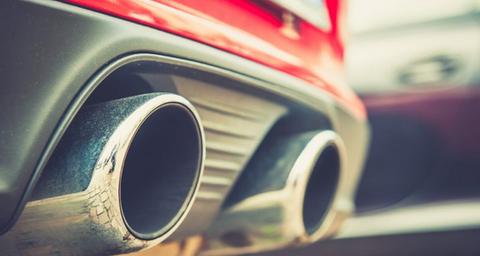 車とかバイクの排気音