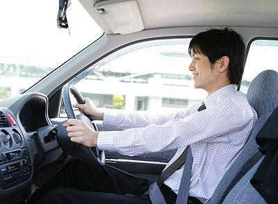 営業車運転