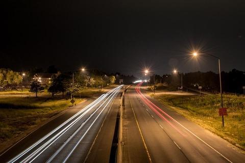 深夜ドライブ楽しすぎィ!