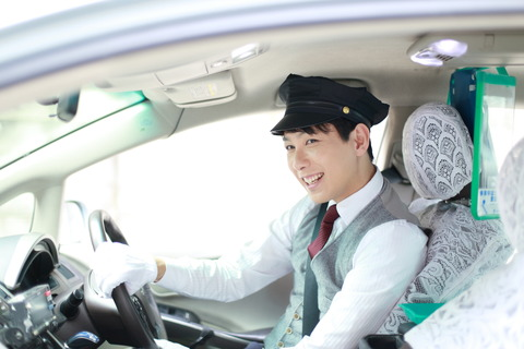 個人タクシー運転手