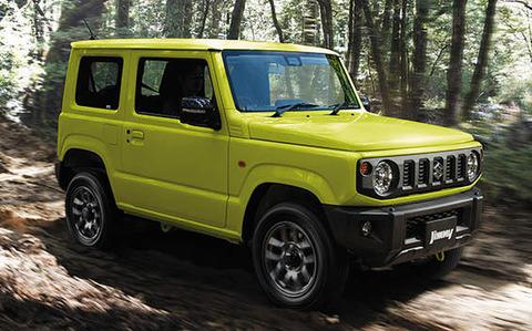 ジムニーとか言う2018年に発売したとは思えないデザインの車wwwwww