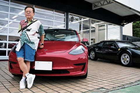 【EV車】猪瀬直樹氏「世界の趨勢はEV化なのに、日本はメーカーもユーザーも意識低すぎ。このままだと日本はおしまいだ」