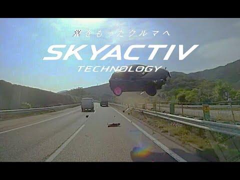 三大高速道路で気を付けた方がいいもの「反対車線から飛んでくるデミオ」