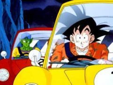 悟空「ひゃ~!おめぇ新車でペェジェロ買ったんか~!」