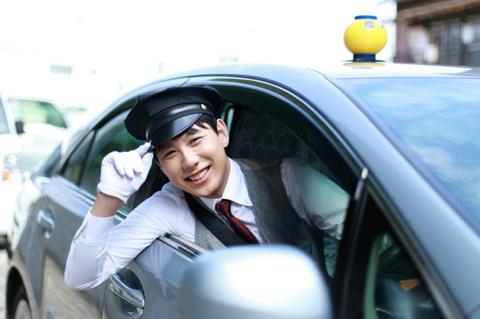 20代タクシー運転手