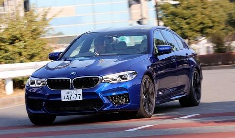 BMW M5 乗ってたら走り屋に目を付けられてうざいんだけどw