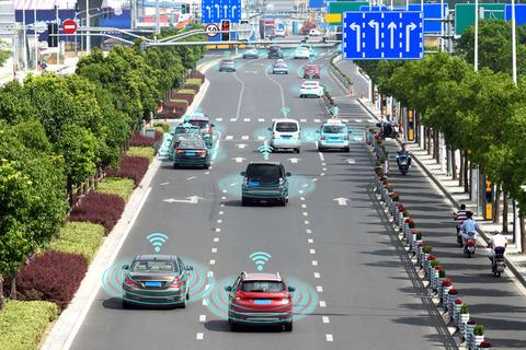 自動運転の車社会
