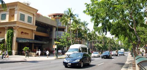ハワイで運転