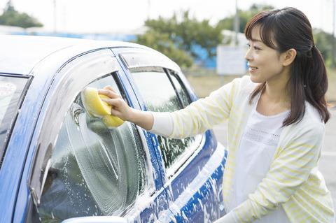 洗車って面白い