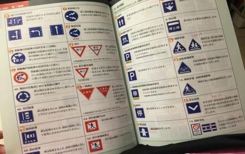 運転免許学科試験