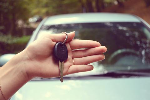 親が車買ってくれる