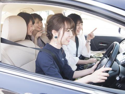 友達と3泊のドライブ行く