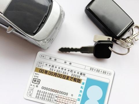運転手でゴールド免許保持してるやつっているの?