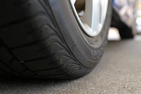 タイヤの中身って空気の必要ある