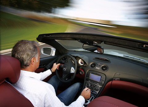車は運転する楽しさ