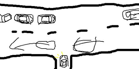 【悲報】帰宅運転中ぼく「ふふっ気分良いし入れてやるか…」←結果wwwwww