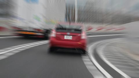 煽り運転が社会問題