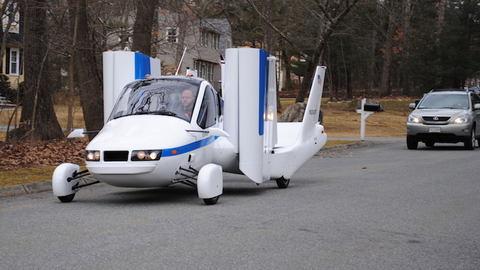 「空も飛べる車」が2019年に市販開始
