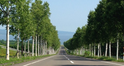 一日で北海道一周ドライブしたぞwwwww