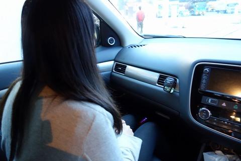女の子ドライブ