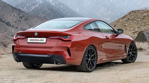 【画像】BMWの新型M4がwwwwwwww