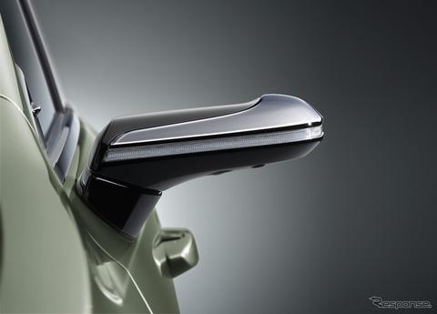 車のサイドミラーとかさ、なんでいつまでも鏡なん?カメラ&モニターにできんの?