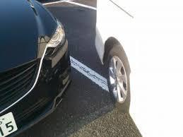 バック駐車