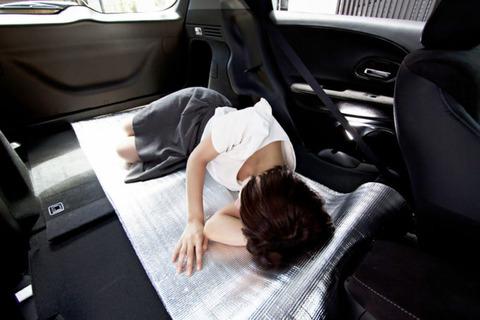 車中泊すんの快適すぎワロタ