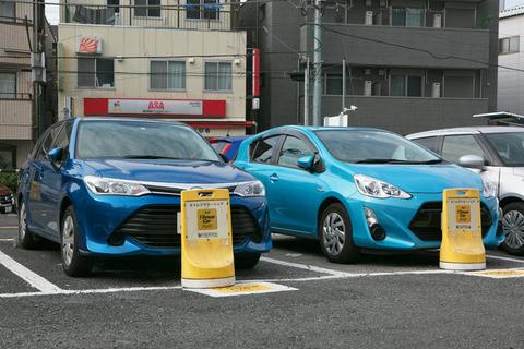 東京住みには免許も車も必要ない