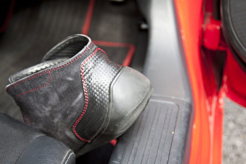 車運転用の靴