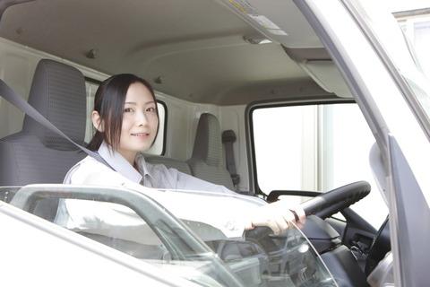 トラックドライバーの仕事から今日も無事帰宅(`・ω・´)