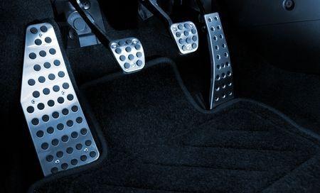automobile-pedal