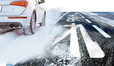 車の冬支度