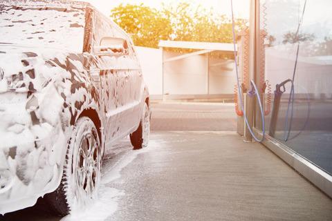洗車したいけど