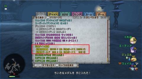 お化けヒトデ_経験値2