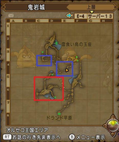 ダックスビル_地図