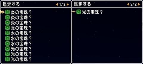 セルゲイナス_入手宝珠
