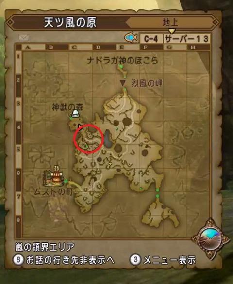 エビルトレント_地図